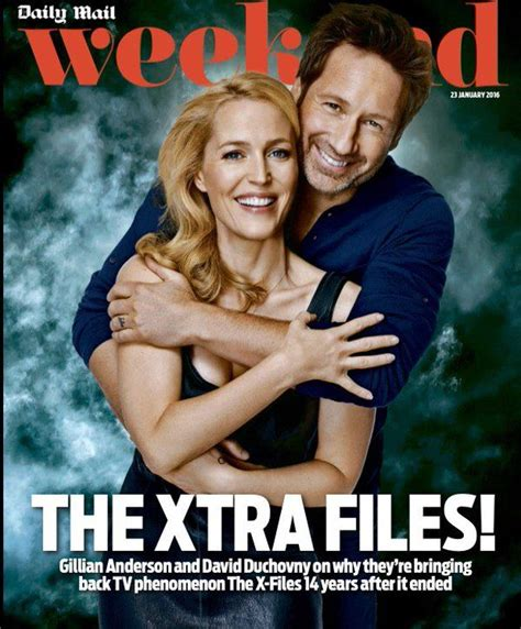 Duchovny Back On Tv by 1232 Best Images About X Files On Special