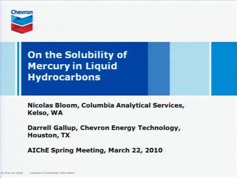 what types of hydrocarbons are usually liquid at room temperature on the solubility of mercury in liquid hydrocarbons aiche