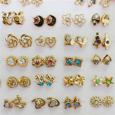 Chil Kid Gold childrens gold stud earrings gold jewelry macy s
