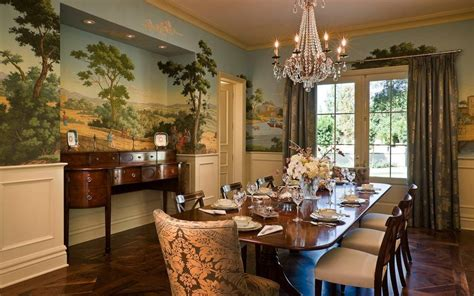 100 the dining room at the villa by barton g the wallpaper for dining room wallpaper dining room beautiful