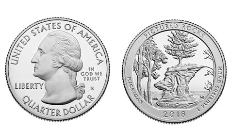 The American Quester Pictured Rocks Quarter To Be Released Next Month Ktvo
