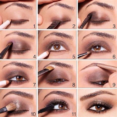 top  fall brown smoky eye tutorials top inspired