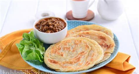 resep roti canai kari daging pilihan menu buka puasa