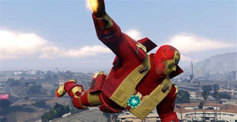 gta 5 ironman mod game free download gta 5 iron man beta mod gtainside com