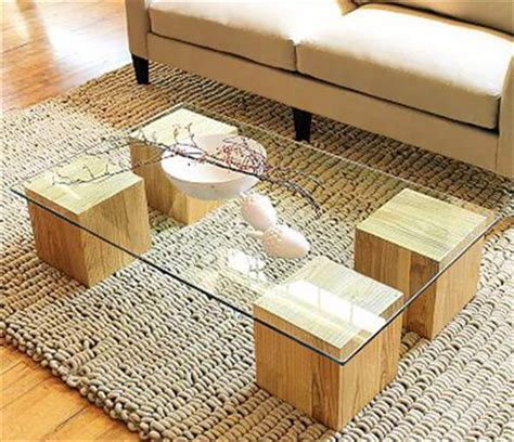 Diy Glass Top Coffee Table 10 Diy Cool Coffee Tables Newnist
