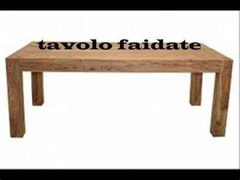 come costruire un tavolo da lavoro in legno tutorial come costruire un tavolo di legno
