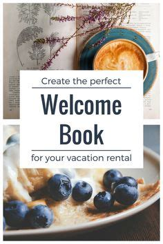 vrbo receipt template 10 item package vacation rental welcome book template