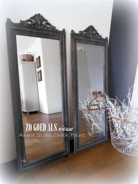 spiegel verf spiegels van de xenos even een likje verf gegeven