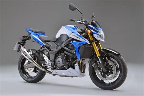 suzuki motorcycles announce special edition gsrz