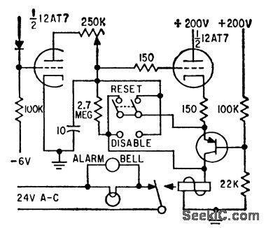 bootstrap integrator circuit index 180 basic circuit circuit diagram seekic