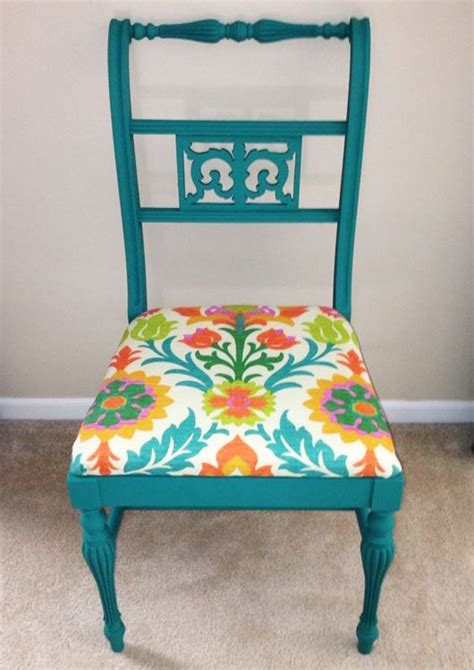 painted home decor plaid home decor chalk paint color is grotto and fabric