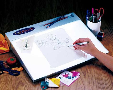 Light Table For Drawing by Artograph Led Light Tracer 2 12x18 Artograph