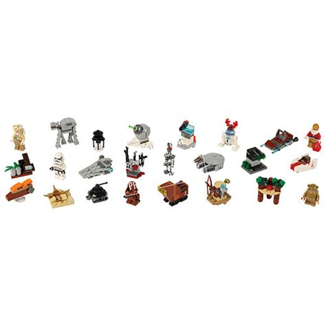 Diskon Lego 75097 Wars Advent Calendar lego wars summer 2015 official box images the