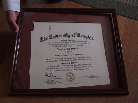 Mba Diploma Frame by Diploma Frame Makeover It S Not Late Scholarship