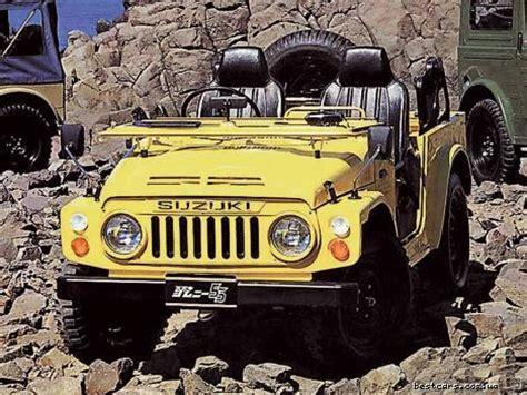 jeep jipsy suzuki lj 55 eljot jimny jipsy 0 5 28 hp 1979 1981