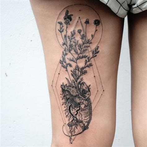 float on tattoo ponyreinhardt floating island of chamomile with a