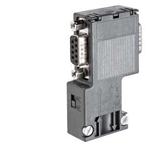 Siemens Profibus Connector conector de profibus siemens rs485 tornillo con