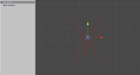 unity tutorial canvas andrew s tutorial blog unity 3d red lines in scene view