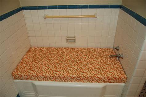 Bathtub Storage by Bathtub Clever Friend Total Cushy Awesomeness Ain T She Crafty