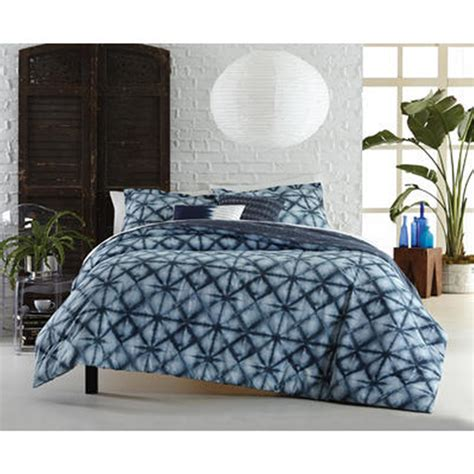 metaphor indigo comforter set home bed bath
