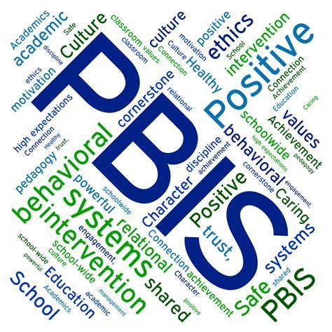 Positive Behaviour pbis