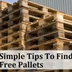 hometalk 6 simple tips on finding free pallets and reclaimed materials how to find free pallets for diy projects
