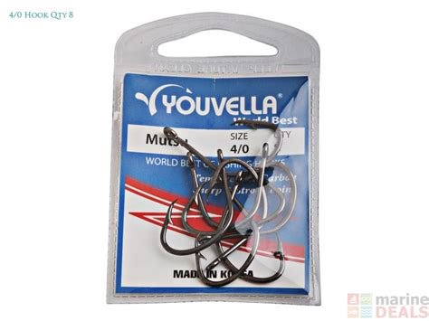 Ac Sharp 1 2 Pk Au A5mey buy youvella mutsu hook pack at marine deals au