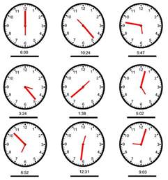 telling time in spanish worksheets with answers images