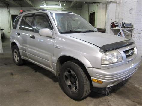 Suzuki Grand Vitara 1999 Parts Parting Out 1999 Suzuki Vitara Stock 120047 171 Tom S