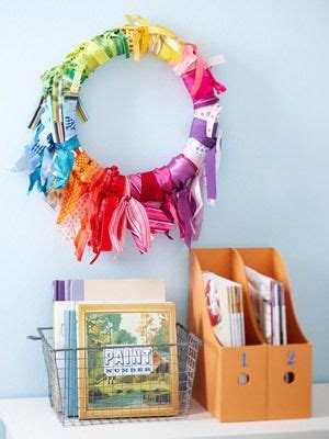 diy projects with ribbon diy ribbon wreath d i y craft projects