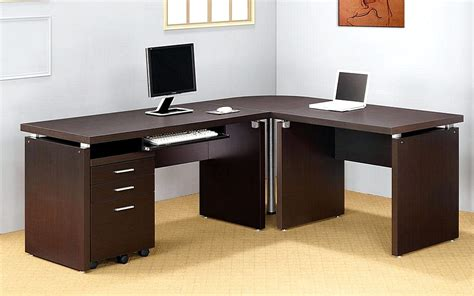 minimalist l shaped desk executive computer desk with l shaped desk design for your