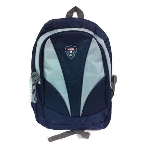 Japan School Bag Navy Grey Line back to school bundles with backpack or messenger bag