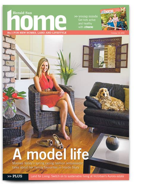 home mag home magazine cover mariko oya portfolio