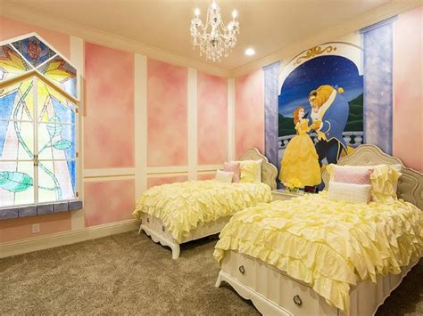 beauty and the beast bedroom villas fit for a princess near disney mini travellers