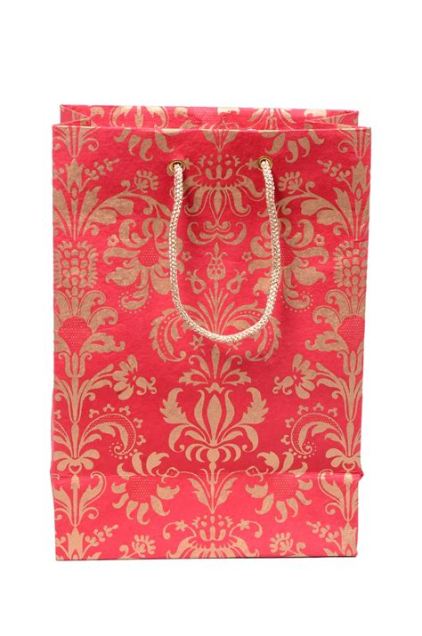 buy handmade paper bags from manufacturer exporter