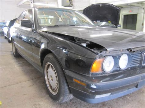 1989 bmw 525i parts parting out 1989 bmw 525i stock 110424 tom s foreign
