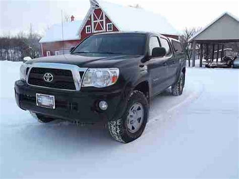 Topper For Toyota Tacoma Sell Used 2011 Toyota Tacoma Cab 4x4 Bed W