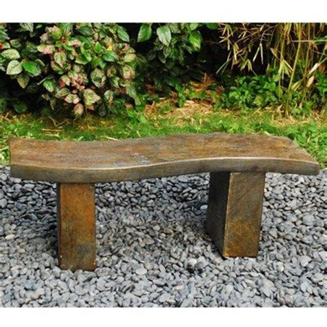 outdoor stone bench 17 best images about garden benches on pinterest gardens