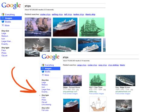 Google Images Basic | how to get back the old google image search layout