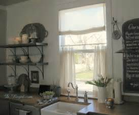 Cafe Style Kitchen Curtains Kitchen Caf 233 Curtains Tinkerhouse Trading Company