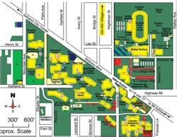 map of oregon universities universityparent guide to southern oregon sou
