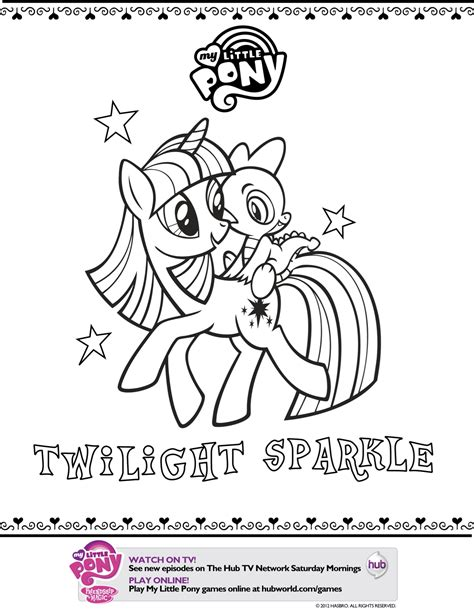 my little pony coloring pages crystal empire free coloring pages of twilight sparkle