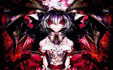 wallpaper anime devil anime touhou wallpaper touhou art pinterest scarlet
