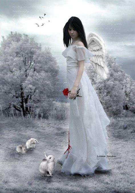 lovely white sad angel desicomments com