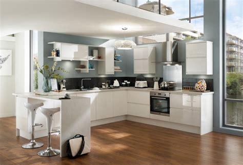 poign馥 cuisine design cool cuisine moderne sans poignees cuisine cuisine design