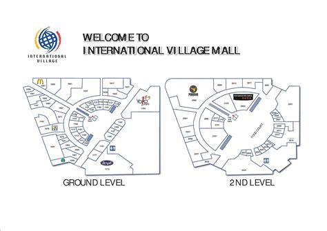 shopping mall floor plan directory floor plan vancouver shopping mall