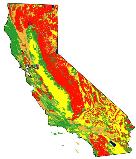 seismic zone map california california seismic hazard map klipy org