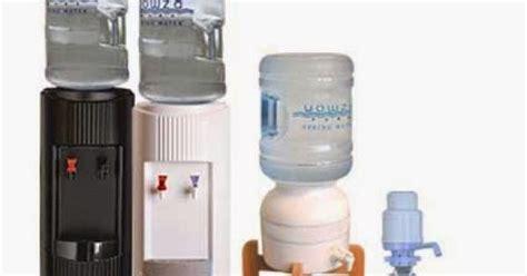 Dispenser Tiga Kran tips menggunakan dispenser yang aman dapur modern