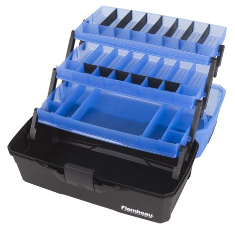 Classic Tray by Classic 3 Tray Series Blue