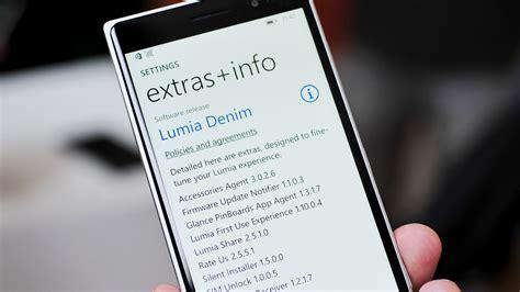 Microsoft Denim lumia 1320 i 231 in denim g 252 ncellemesi